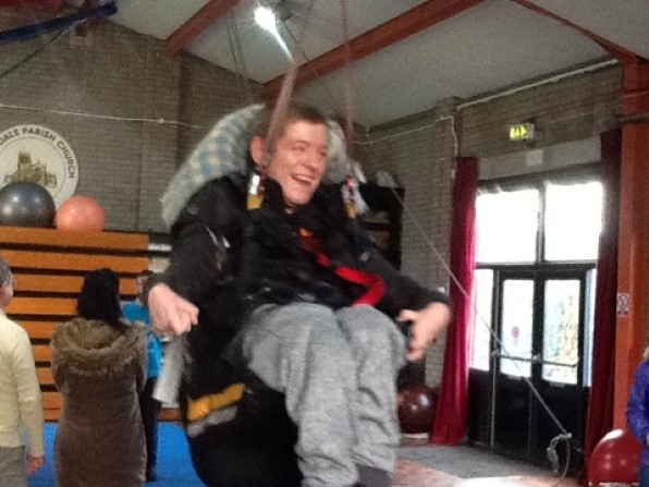 Skylight Circus Manchester Specialist Disability Workshop Ropes