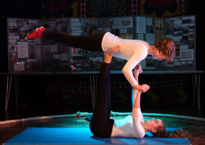 Skylight Circus NW Acro Performance