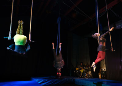 Skylight Circus Manchester NW Aerial class Silks Trapeze