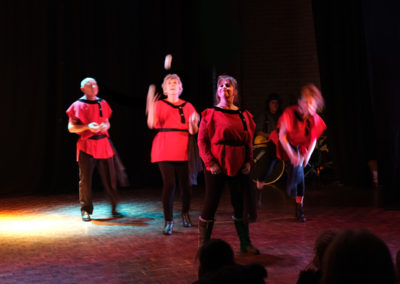 Skylight Circus Manchester NW over 50's Group