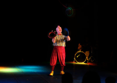 Skylight Circus Manchester NW Theatre Performer Clown