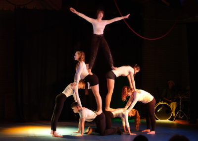 Skylight Circus Manchester NW Theatre Performer Acro Training
