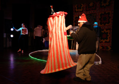 Skylight Circus Theatre Performance