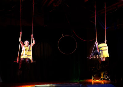 Skylight Circus Corporate Team Building Workshops