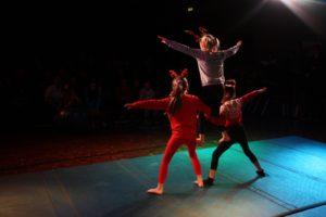 Skylight Circus youth acro