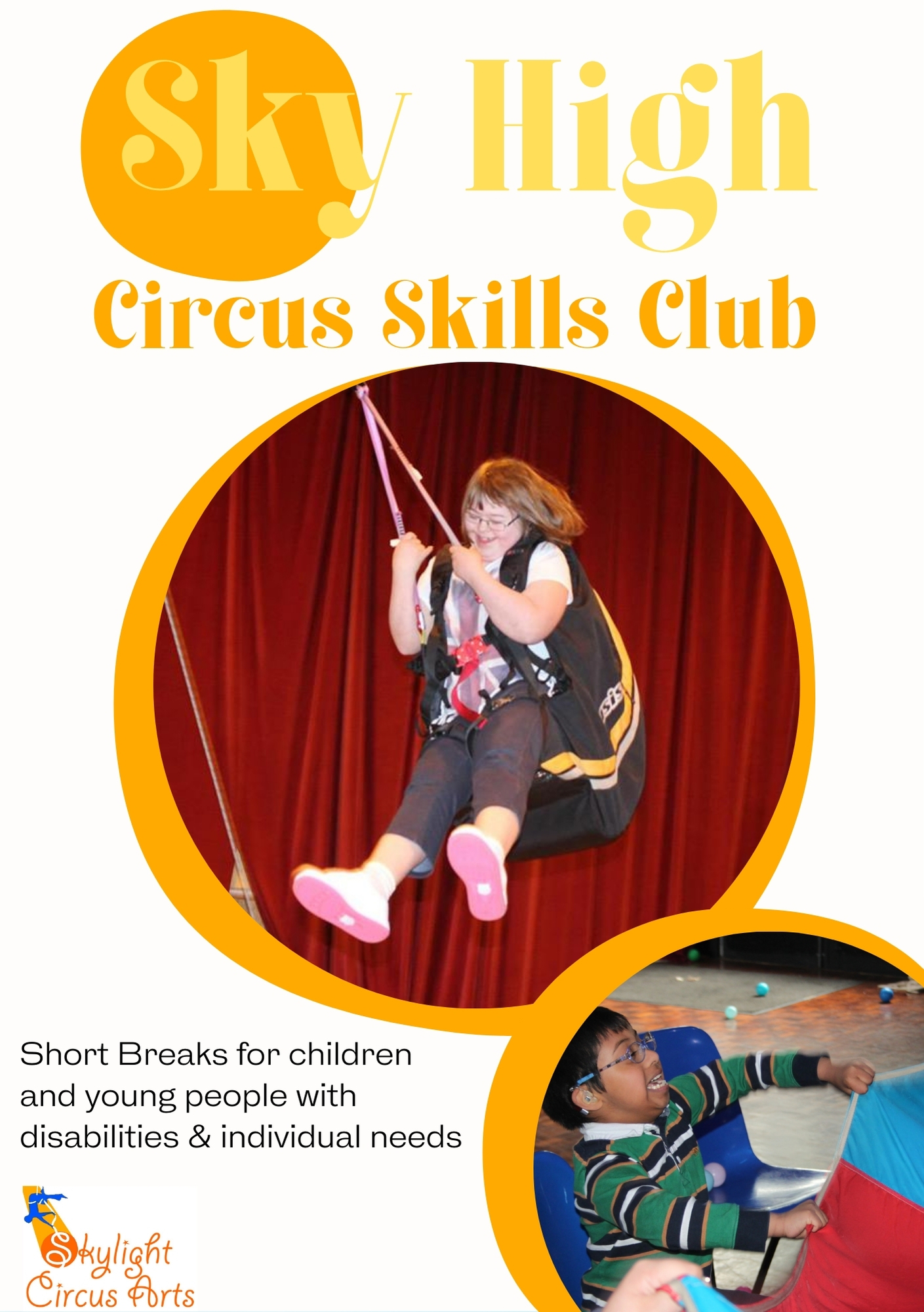 silver circus juggling in mr kite